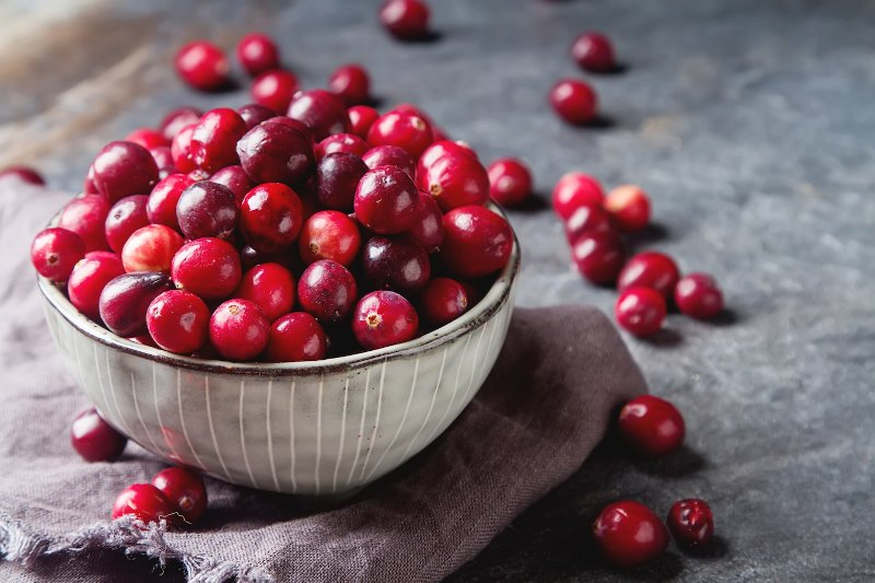 Goodness of Cranberries