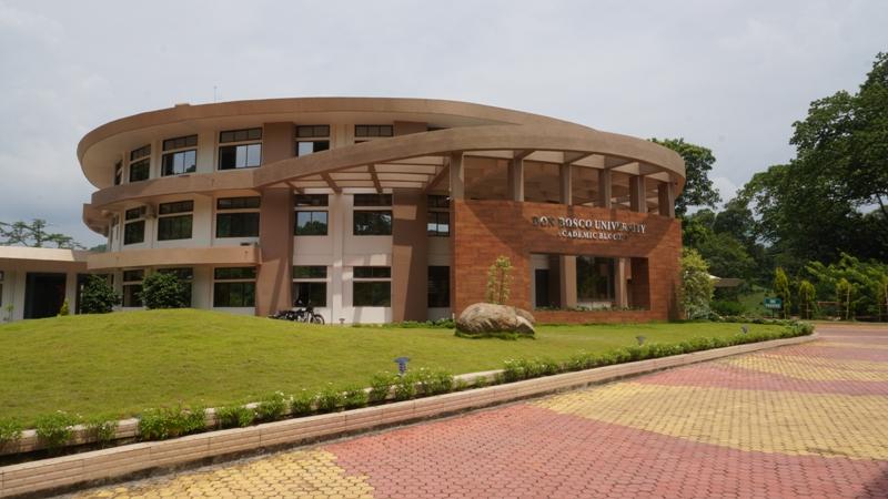 """Assam Don Bosco University Conferred with Engaged University of the Year 2020 Award"""""""