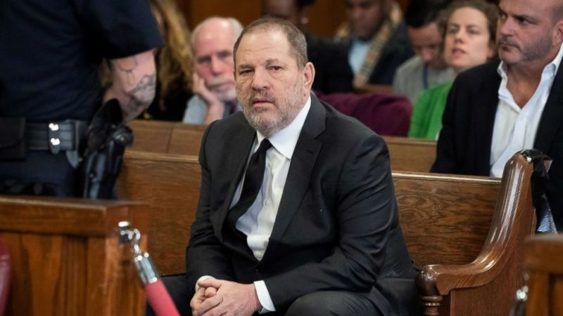 Harvey Weinstein's 3rd sexual assault accuser identified