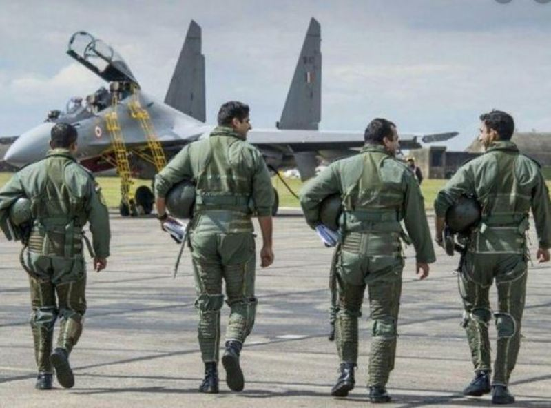 4 IAF pilots selected for India's manned space mission Gaganyaan
