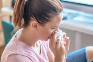 influenza symptoms