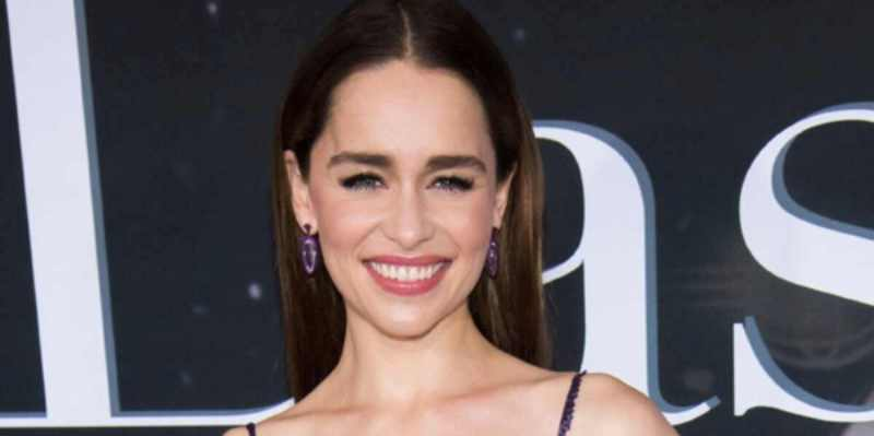 Dine with Emilia Clarke by donating for coronavirus relief