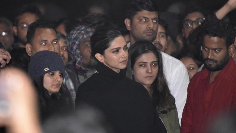 Deepika's JNU visit 'a PR stunt gone wrong'?
