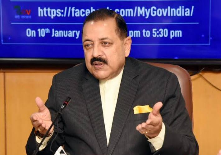 Space tech vital for attaining Modi's goals: Jitendra Singh