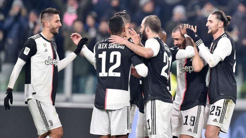 Juventus Fc Reach Coppa Italia Semi Finals Sentinelassam