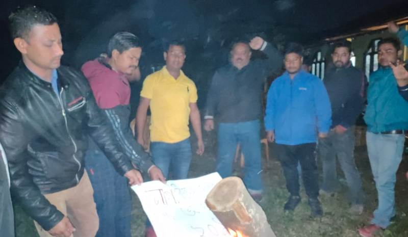 Lakhimpur and Dhemaji Districts Celebrated Magh Bihu Amidst Protest
