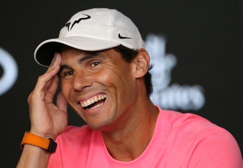 Australian Open Top Seed Rafa Nadal Surprised To Still Be On