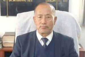 Nagaland Speaker