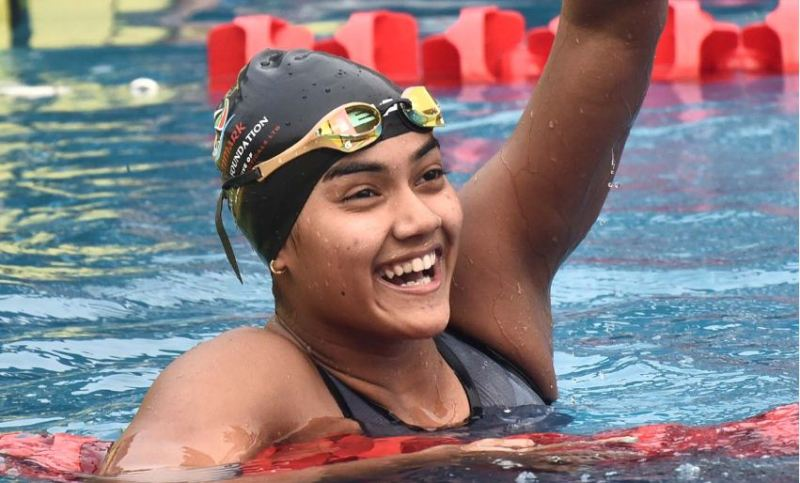 Assams Shivangi Sarma on a high after adding 5th gold to her kitty at Khelo India Games