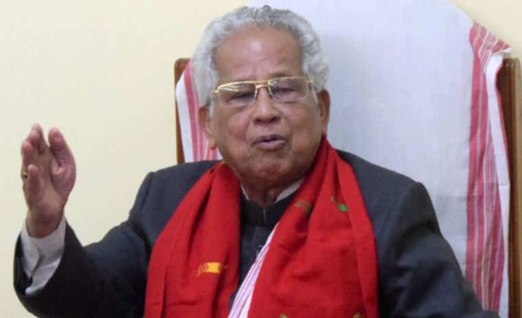 BTR may invite turmoil in Bodoland: Former CM Tarun Gogoi
