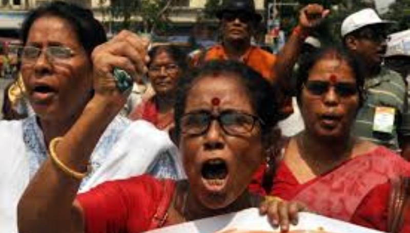 Tripura Government Teachers Facing Termination to Agitate in Delhi