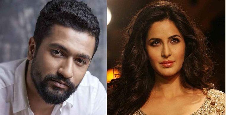 Vicky Kaushal & Katrina Kaif trigger off social media buzz