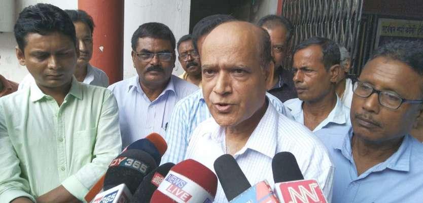 Former DGP Assam Police Kuladhar Saikia elected as President of Asom Sahitya Sabha