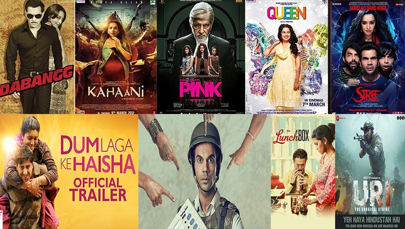 From Kahaani to Andhadhun; heres bollywood's decade that was