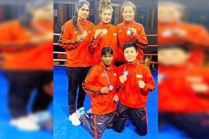 Boxing Championships