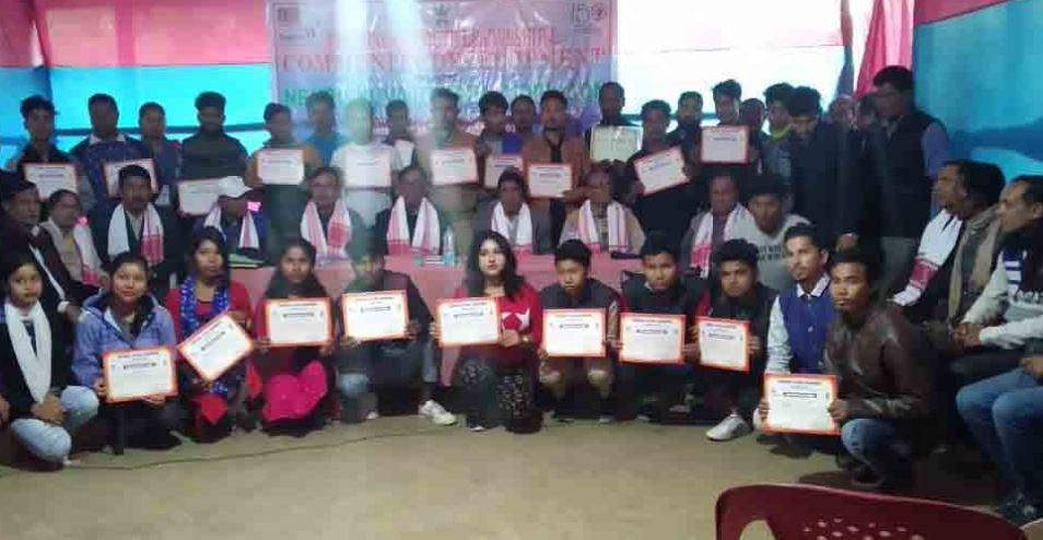 Life skill education camp concludes at Sarvodaya Public School, Morigaon