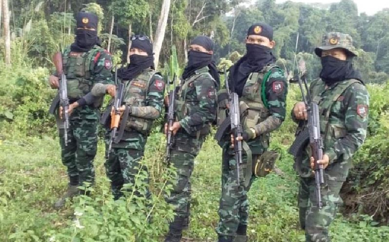Observe January 25 as Dimasa Martyrs' Day: Dimasa National Liberation Army