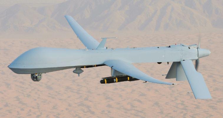 Beyond visual range test flights of drones a shot in arm