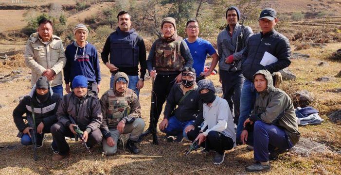 Arunachal Police kills DSP murderer at Rama Camp under West Kameng district