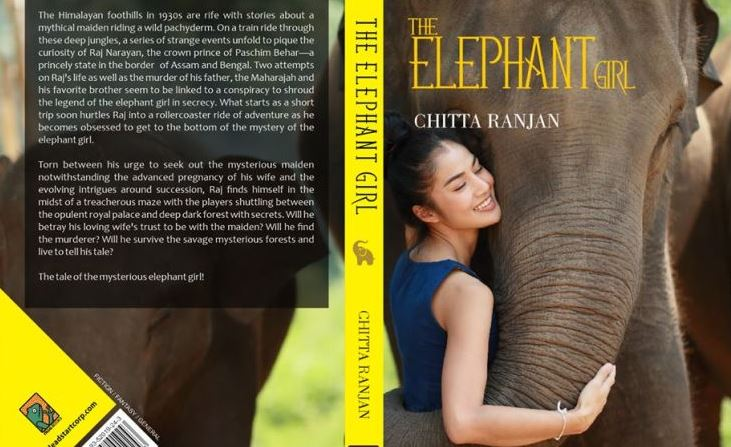 BOOK REVIEW: Allure of the Elephant Girl