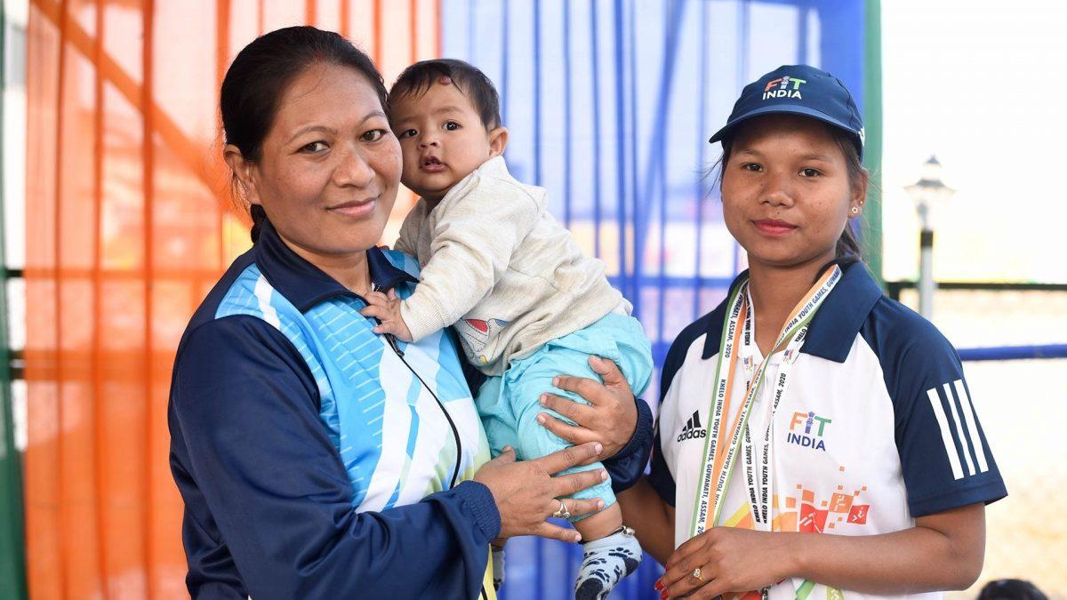 Assams Jinu Gogoi, who learned bowling while babysitting, earns bronze at Khelo India