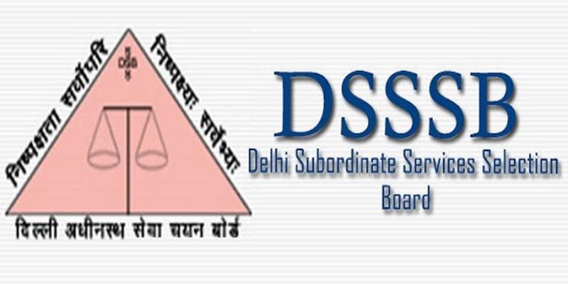 DSSSB Recruitment Multiple Vacancy 2020