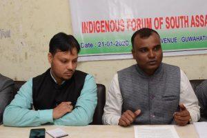 Indigenous Forum of South Assam