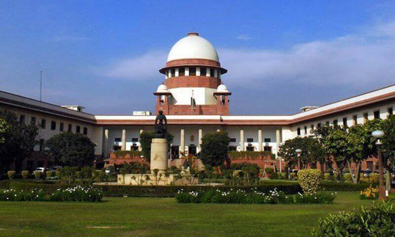 Supreme Court to go virtual: Only urgent matters; lawyers' chambers sealed