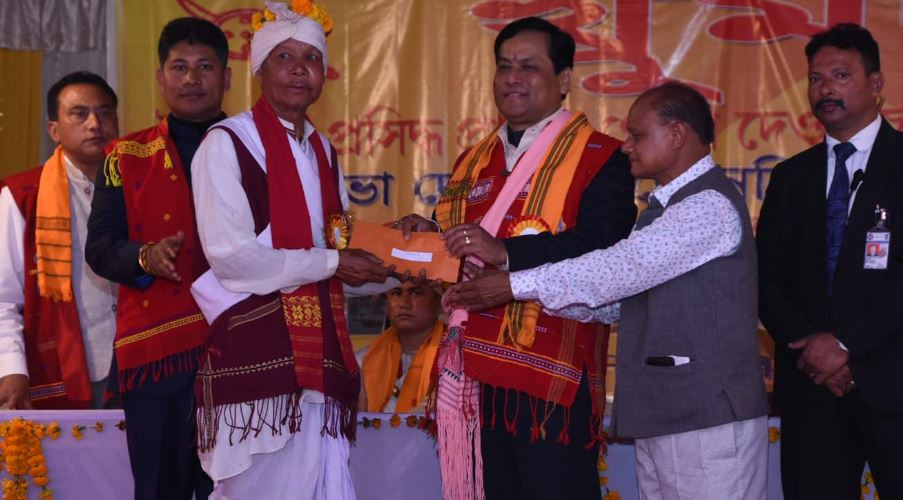 Historic Jonbeel Mela concludes with traditional barter system
