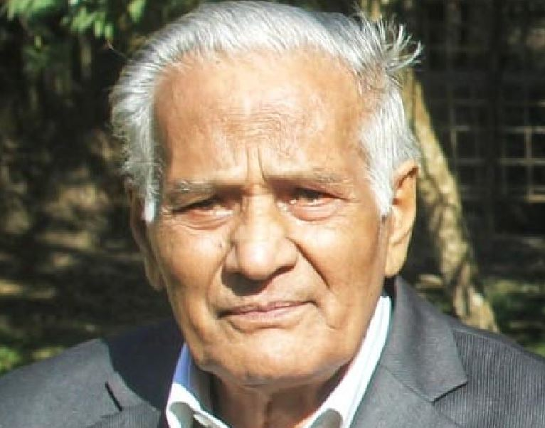 Tribute to Rama Kanta Borthakur