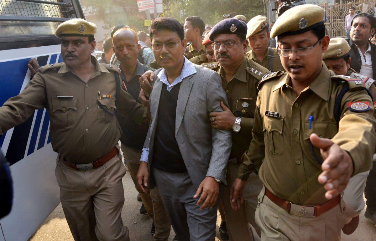 National Democratic Front of Bodoland Leader Ranjan Daimary gets Bail