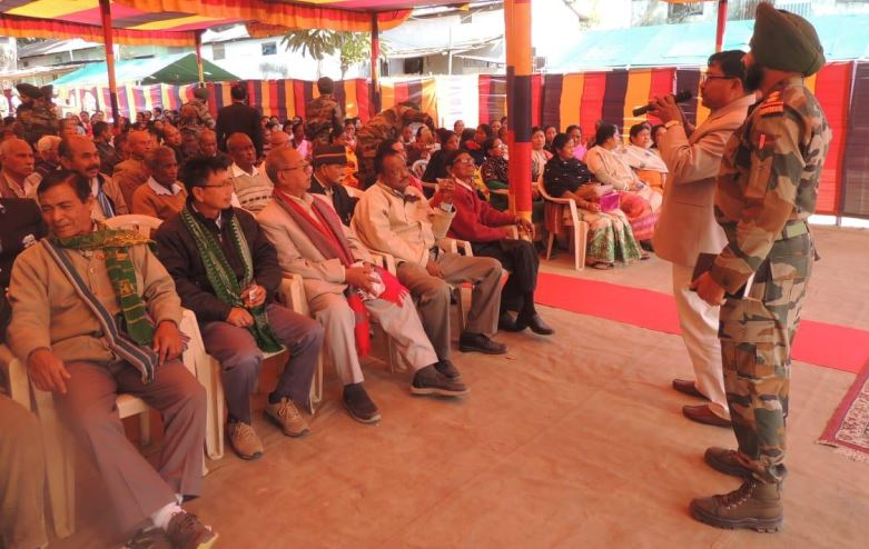 Red Horns Division Army organizes veterans' conclave in Kokrajhar