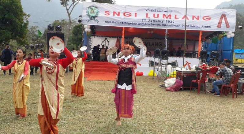 Sngi Lum Lang celebrated with traditional fervour & gaiety in Dima Hasao