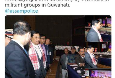 eight insurgent groups