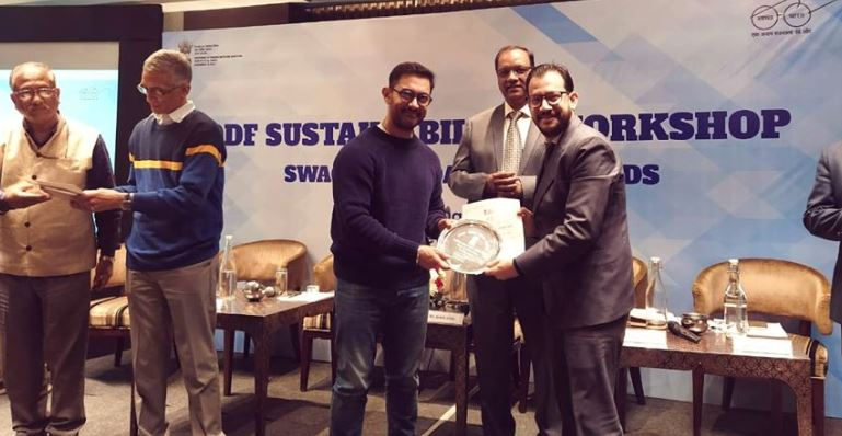 Dibrugarh awarded with Plastic Waste Management Award 2020