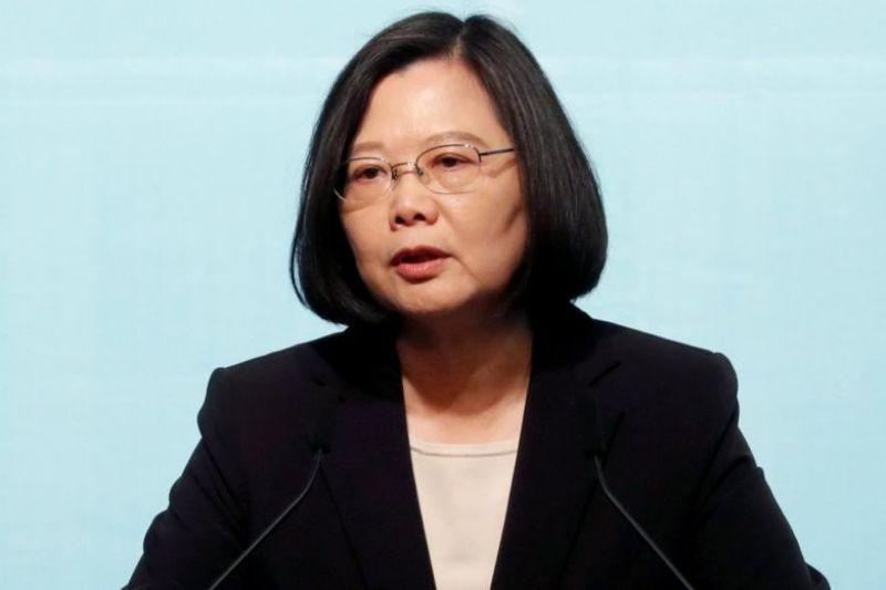 60 countries congratulate Taiwan's President Tsai Ing-wen