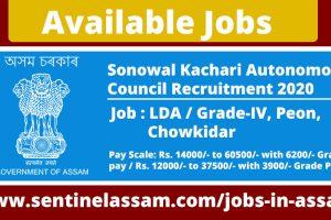Sonowal Kachari Autonomous Council