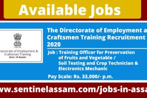 Directorate of Employment and Craftsmen Training