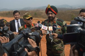 See Pictures: Closing Ceremony of the 9th edition of joint Exercise SAMPRITI held in Meghalaya