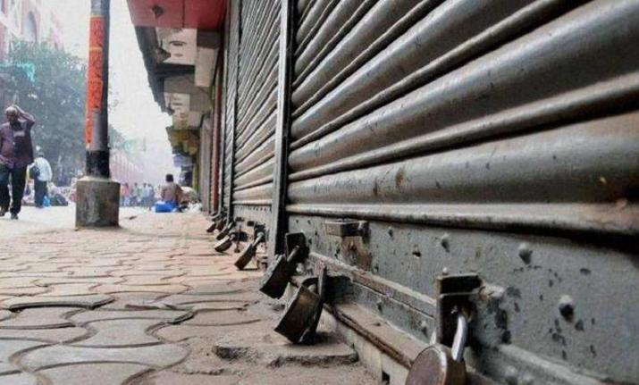 COVID-19: Dhubri Commercial Units Remain Closed