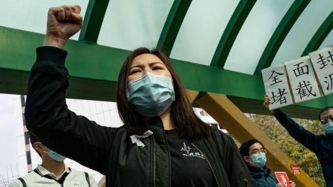 Hong Kong Closes Smaller Border Crossings As Calls Grow For Total Shutdown