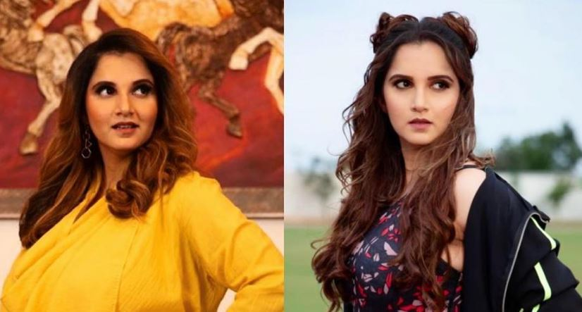 Tennis sensation Sania Mirza lost 26 kgs in four months