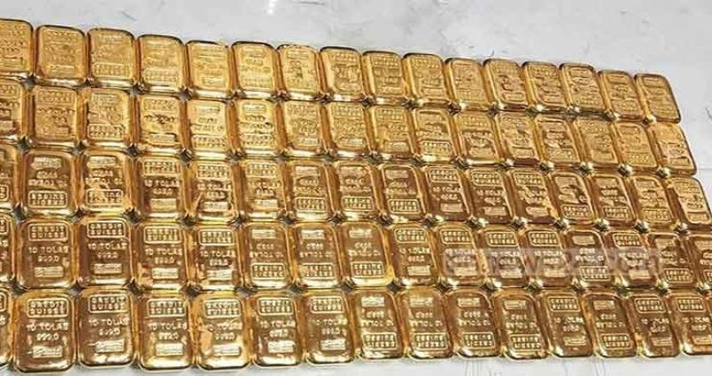 Coast Guard fishes out 15 kg smuggled gold