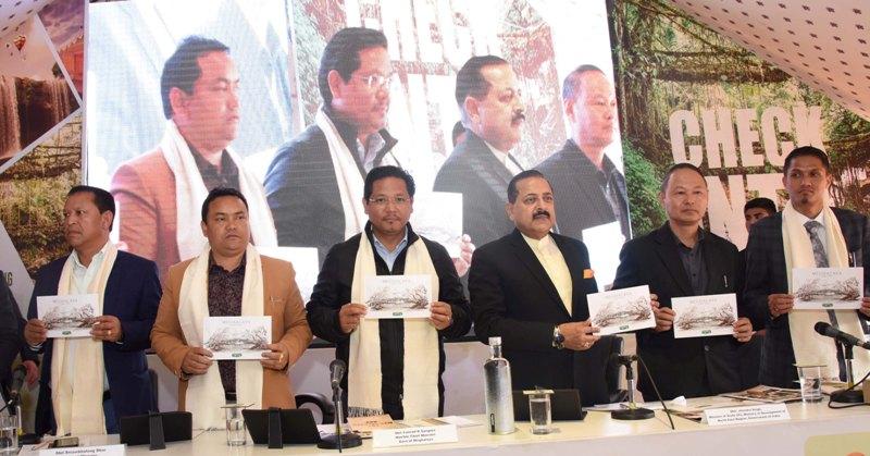 'Meghalayan Age' a big boost for tourism: Jitendra Singh
