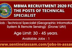 MBMA Recruitment