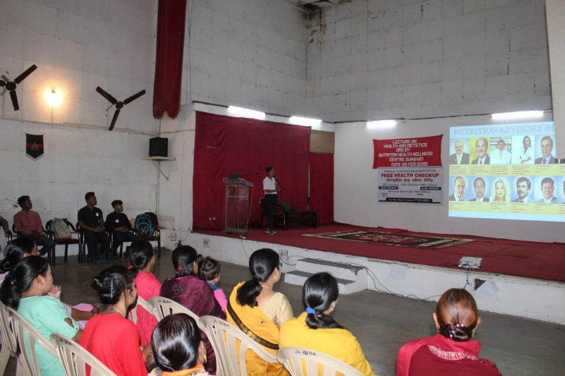 Assam Rifles conducts awareness on coronavirus, health, and dietetics in Tezpur