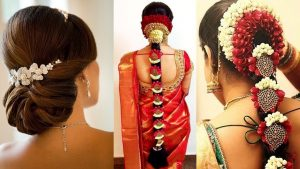 Gorgeous Indian Bridal Hairstyles For Your Wedding Day Sentinelassam