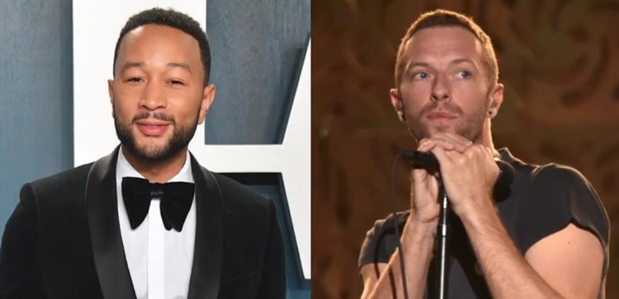 Coronavirus: Chris Martin, John Legend live-stream free concerts from home
