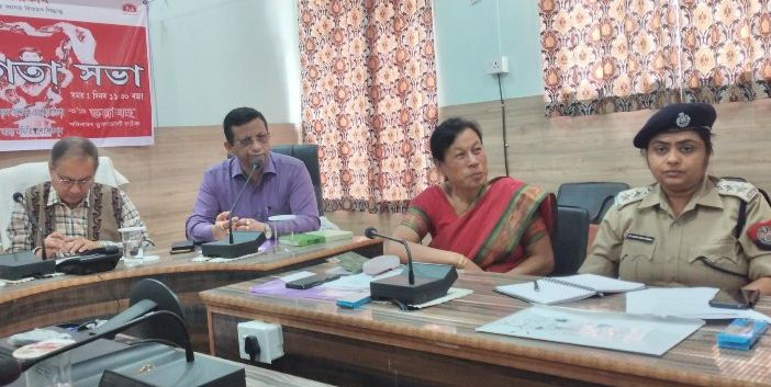 Convergence-cum-Awareness meeting against child marriage held in Tezpur
