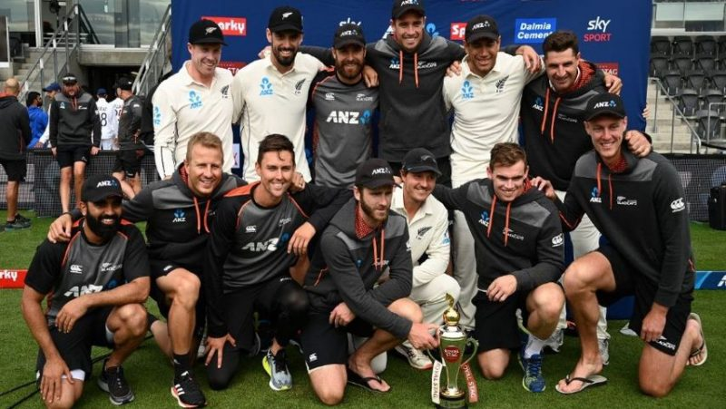 Back From Australia, New Zealand Players Undergo Self Isolation
